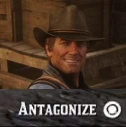 antagonize